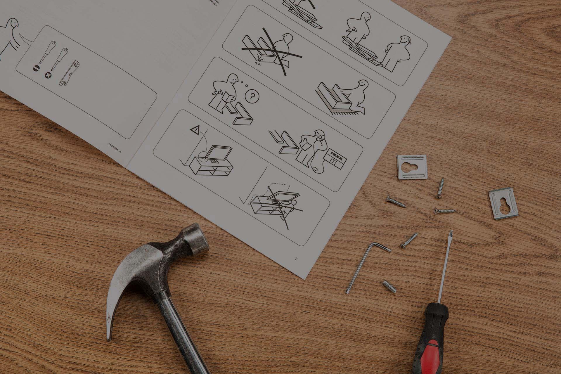 bútor szerelés, bútor beépítés, bútor összeszerelés